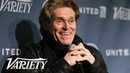 Willem Dafoe on Embodying Van Gogh in 'At Eternity's Gate' Variety Screening Series 2019