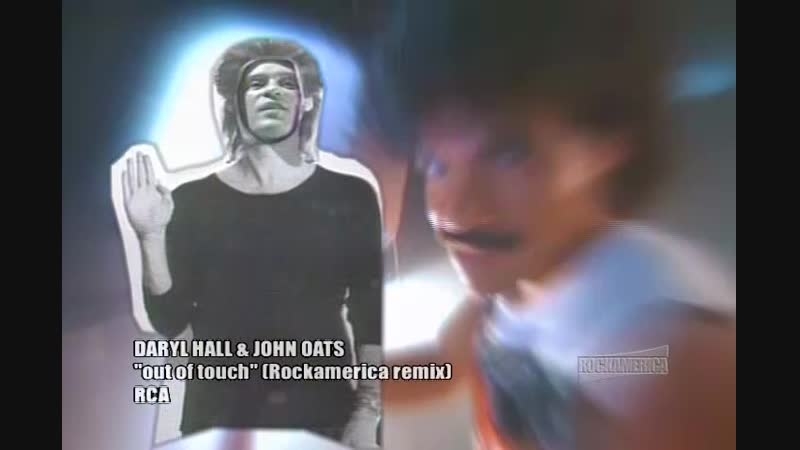 18 Daryl Hall John Oates Out Of Touch Rockamerica Remix