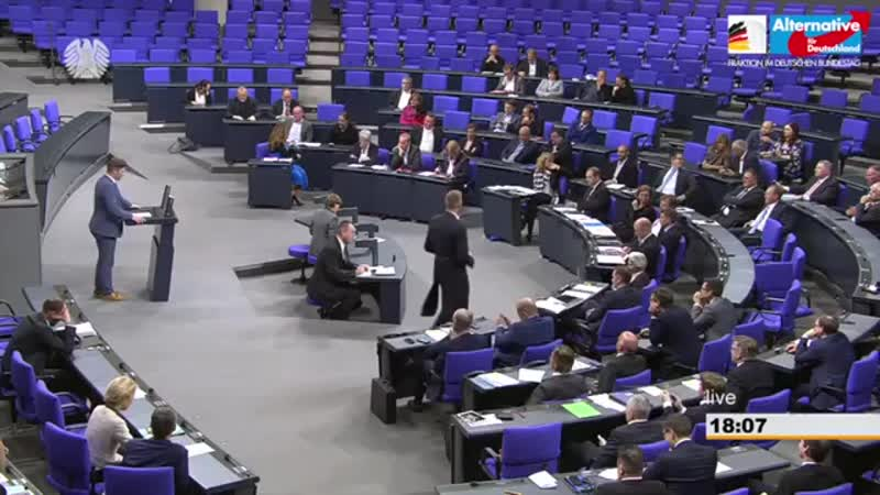 Von der Leyen rückt die Bundeswehr in ein schlechtes Licht Jan Nolte AfD Fraktion im Bundestag