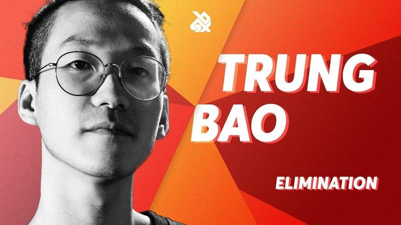 TRUNG BAO   Grand Beatbox SHOWCASE Battle 2018   Elimination