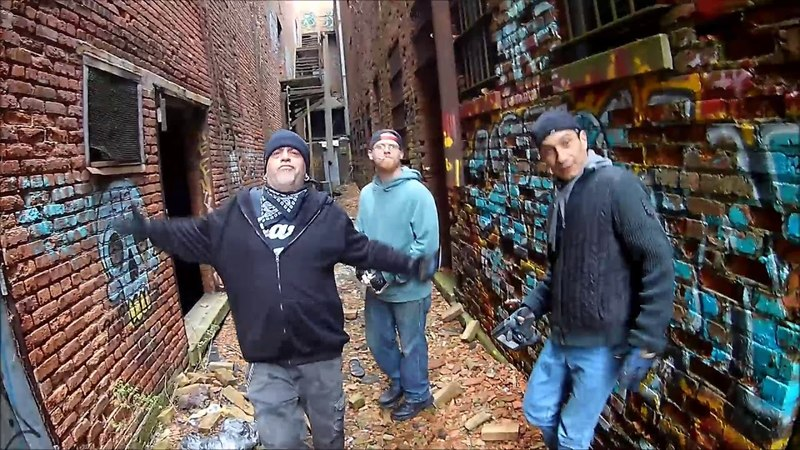 Abandoned Midwest Unused Cut Footage - Outtakes from Filming