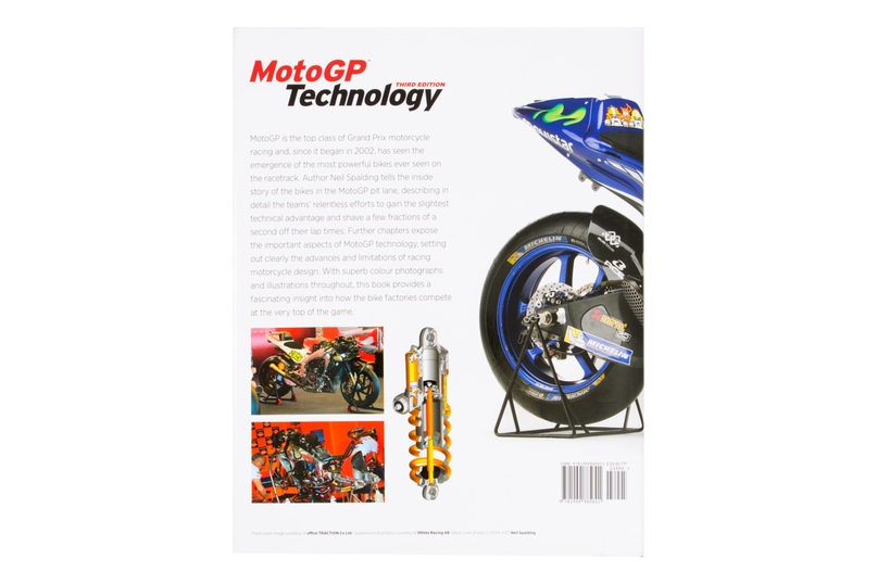 Книга «MotoGP™ Technology»