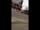 В ластах по улице