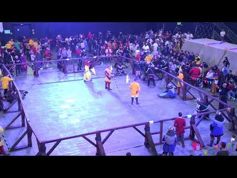Dynamo Cup 2018 Е 5vs5 12fight Ordo Draconis vs Bratina