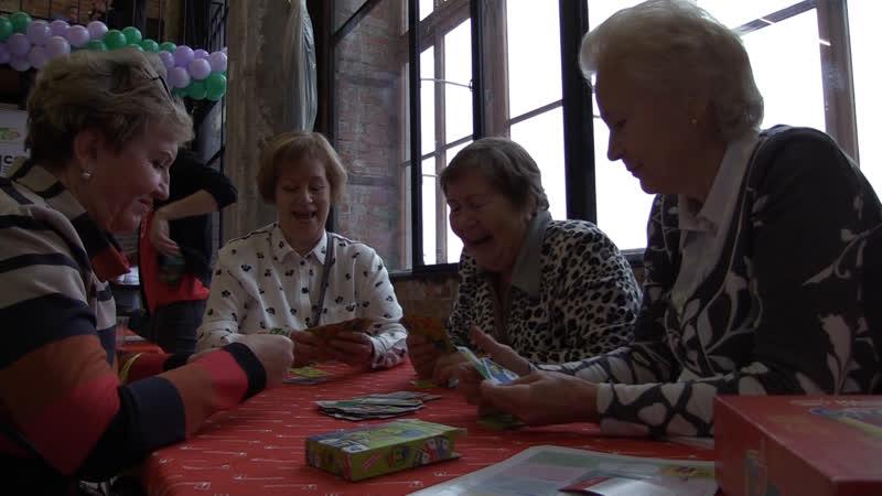 Стратегии успешной жизни в старшем возрасте: фестиваль Young Old в Москве. ФАН-ТВ