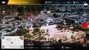 DJI MAVIC AIR Отключение всех датчиков и световых огней для экономии энергии