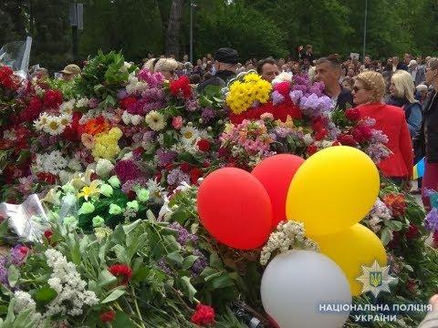 На Одещині урочистості до Дня Перемоги пройшли без порушень публічного порядку