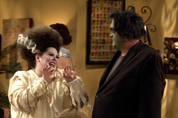 Хэллоуинские эпизоды популярных сериалов #HappyHalloween
