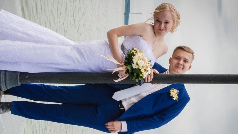 Свадьба топтыжек