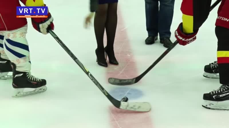 Любительский хоккей на высоте! Электростальцы блестяще провели товарищеский матч с соперниками московской А-линии в ЛДС Крист