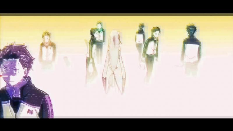 Re Zero Kara Hajimeru Isekai Seikatsu Opening 1 Creditless「Redo」- Konomi Suzuki【Video in Reverse】_5