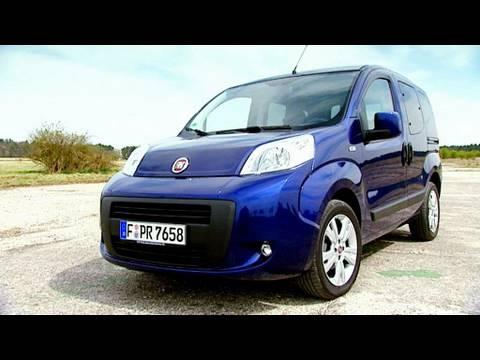 Dauertest-Auftakt Fiat Qubo Wir begrüßen