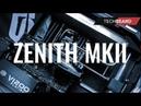 Project: ZENITH MKII (CUSTOM CASE Final Video CMWS2018) one