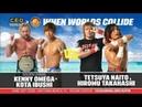 CEO 2018: CEO x NJPW GOLDEN LOVERS vs TETSUYA NAITO HIROMU TAKAHASHI