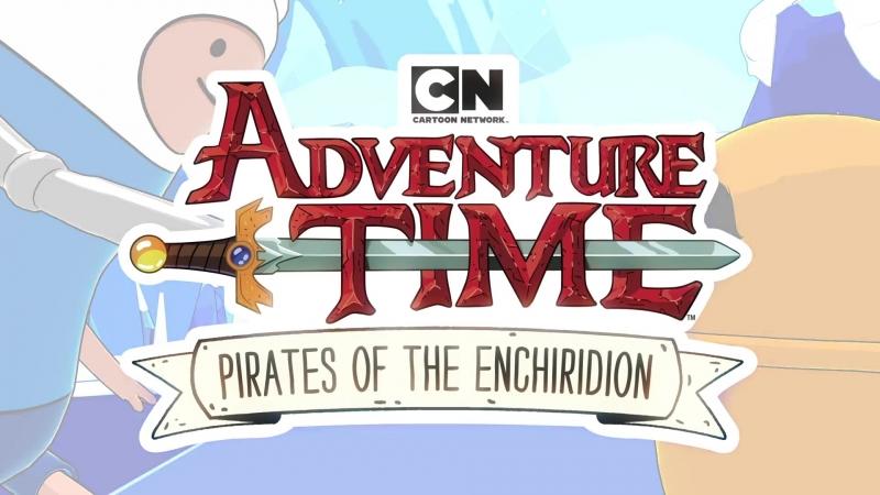 Adventure Time Pirates of the Enchiridion (English UK)