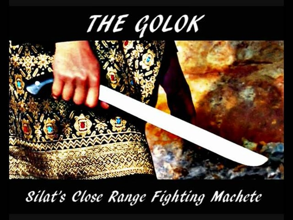 Silat Suffian Bela Diri - Fighting Machete (Golok)