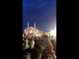 Красная площадь 15.07.18 заключительный день ЧМ