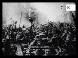 Republican Celebrations, Spain in 1931, Documentary