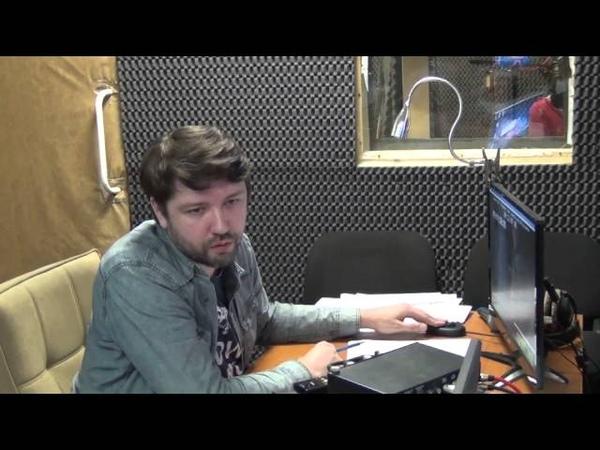 Дмитрий Поляновский: озвучивание сериала