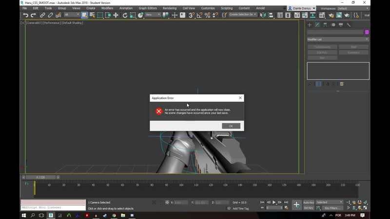 The full 3Ds max animation experience
