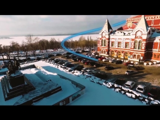 Театр Драмы Самара | Очень красивое видео