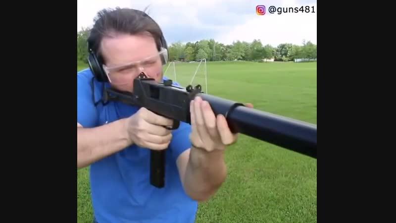MAC-10 9mm FULL AUTO.