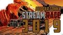 Комикс Stream Race 3019 про стримеров онлайн казино Play Fortuna