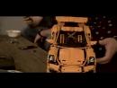 DSC OFF 950 л с Nissan GT R vs 780 л с Turbo Lamborghini Stantchamp