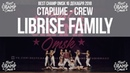 LIBRISE FAMILY | Старшие Crew | Participant | Best Champ Omsk 16 December 2018