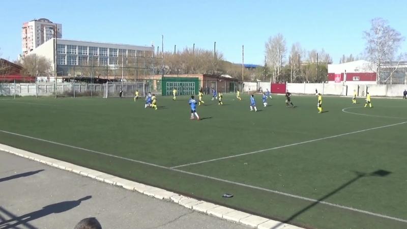 2-0 Динамо - Факел