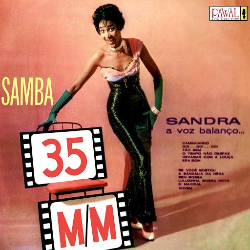 Sandra альбом Samba 35mm