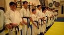 Экзамен на пояс Ашихара каратэ Часть 2