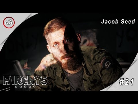 Far Cry 5, Jacob Seed Gameplay 21 PT-BR