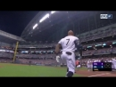 ERIC THAMES WALKOFF! 3-run HR giving the Brewers the win.