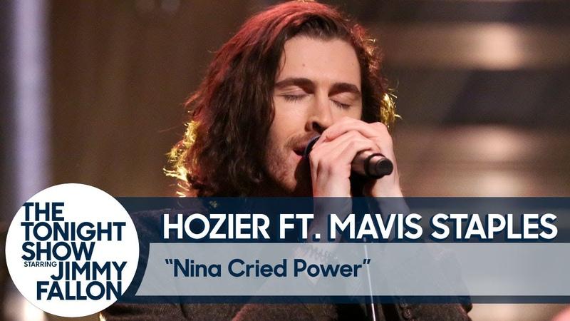 Hozier ft. Mavis Staples - Nina Cried Power