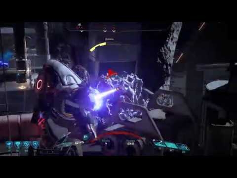 Gold SOLO Turian Havoc Trooper Mass Effect Andromeda Multiplayer