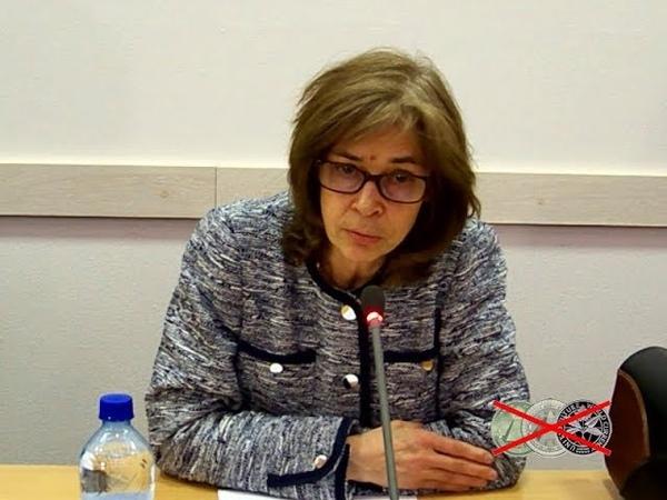 Выступление историка О.Н. Четвериковой на конференции