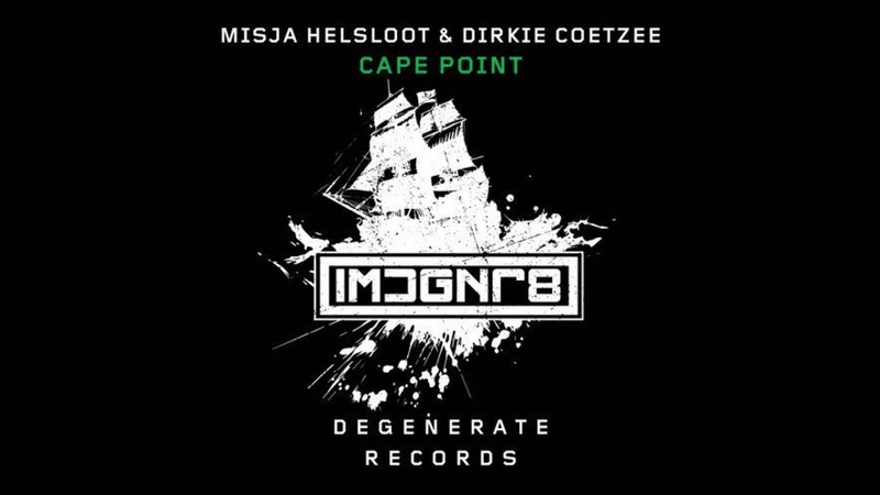 Misja Helsloot Dirkie Coetzee Cape Point Extended Mix