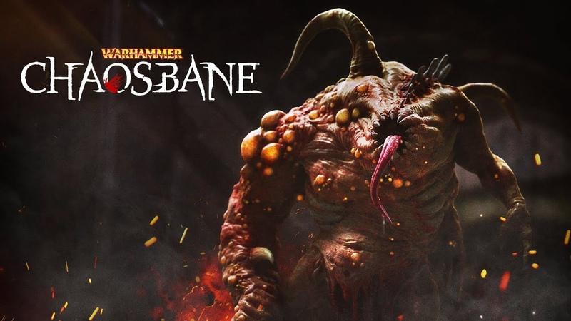 Warhammer Chaosbane - Rise of Chaos (PEGI Gameplay Trailer)