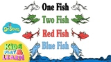 One Fish Two Fish Red Fish Blue Fish by Dr Seuss Read Aloud
