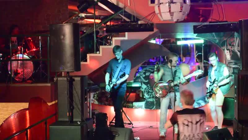 Jacky Dabbler's - Шанс и Король - рок-н-ролл (Let's ROCK 14.12 в РК Парк Палас )