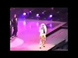 Michael Jackson - live Smooth criminal 1997 - HISTORY WORLD TOUR AMSTERDAM - BES