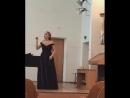 Ариозо Ольги из оперы Псковитянка