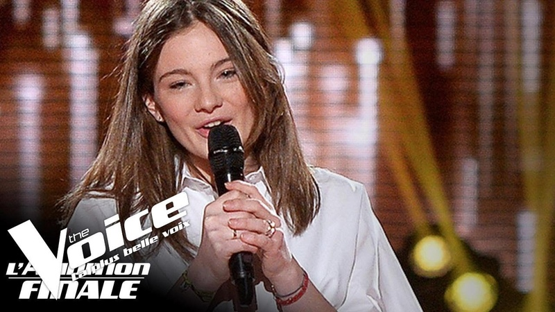 Charles Aznavour ( Et pourtant) | Capucine | The Voice France 2018 | Auditions Finales