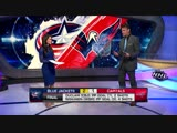 NHL Tonight: Blue Jackets Win Nov 9, 2018