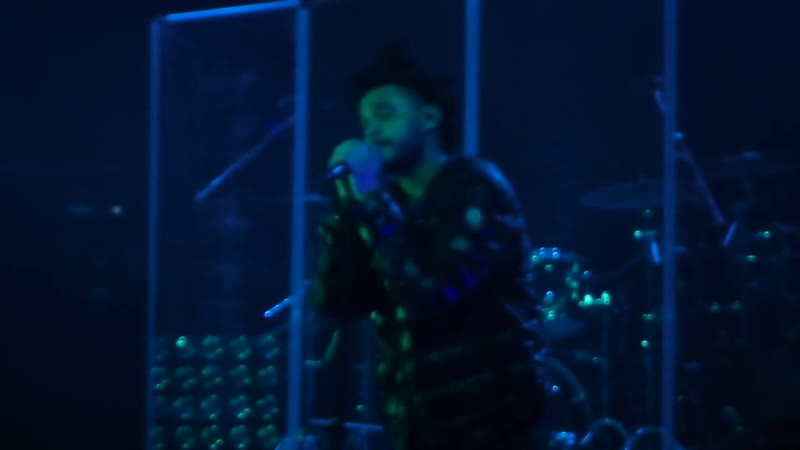 The Weeknd - House of Balloons / Glass Table Girls (Live in Glasgow)