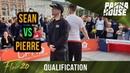 Sean Garnier v Pierre Polet - Qualification | Pannahouse Invitationals 2018