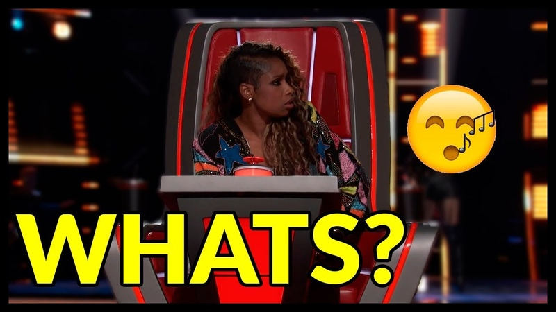 Top 10 Best First Auditions on The Voice USA 2018