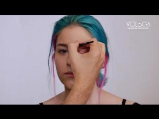 Идеальный макияж. День 3 «Как подобрать форму бровей по типу лица?»