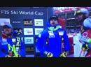 Marc Gisin• TERIBLLE SKI CRASH VAL GARDENA 2018